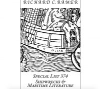 Preview image of Special List 374: Shipwrecks & Maritime Literature