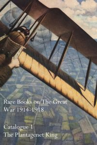 Preview image of Rare Books on The Great War 1914-1918