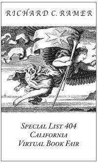 Preview image of Special List 404: California Virtual Book Fair