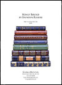 Preview image of Newly Bound by Bayntun Riviere