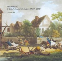 Preview image of Sims Reed British Books and Illustrators -  October 2020