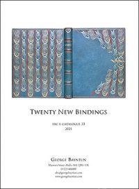 Preview image of Twenty New Bindings
