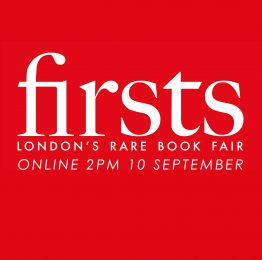 Firsts Online 10 14 September Logo