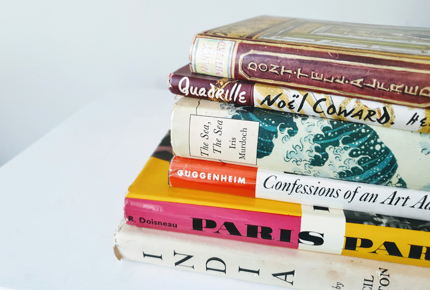 Beaux Books shop photo