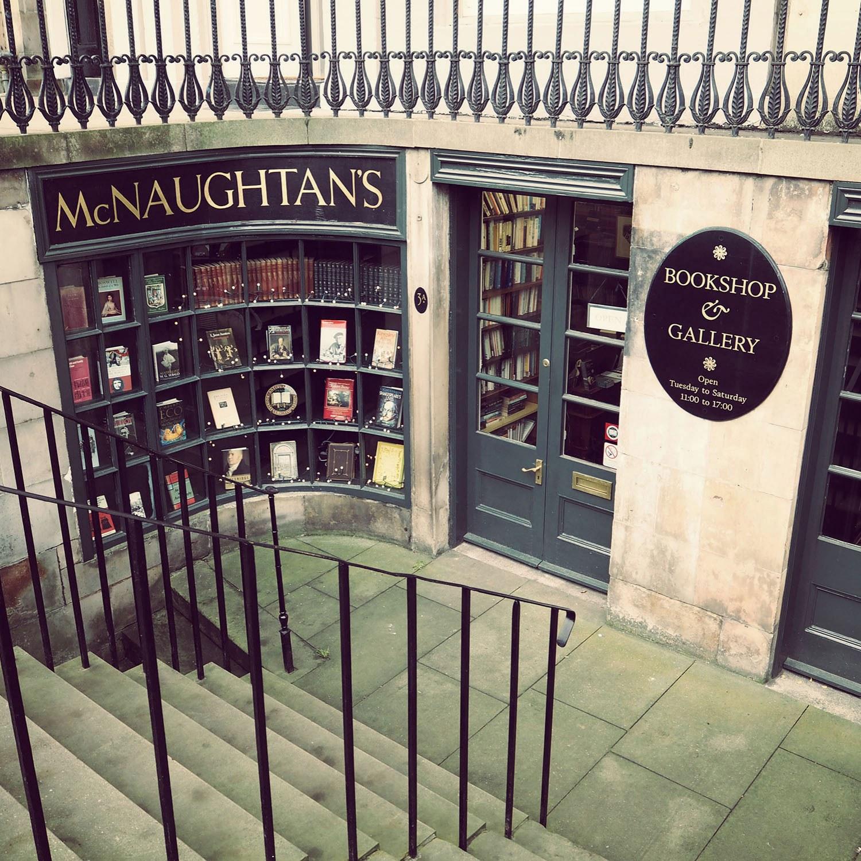 McNaughtan's Bookshop shop photo
