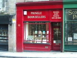 Andrew Pringle Booksellers shop photo