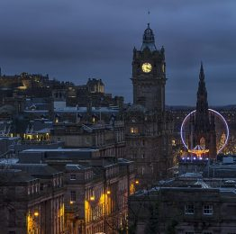 Edinburgh Steve Craig via Flickr
